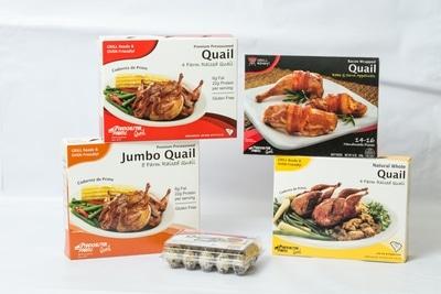 machester farms quail products