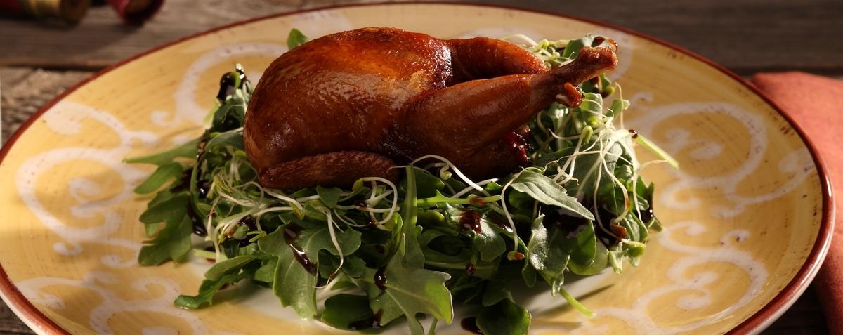 manchester farms quail dinner