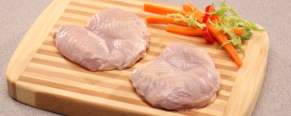 boneless quail breasts