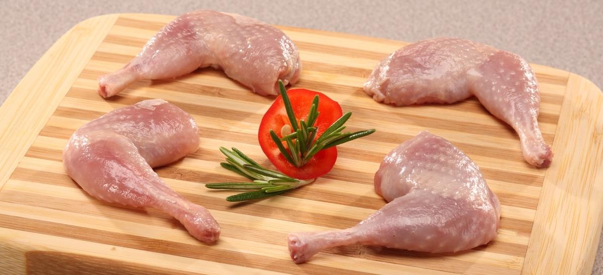 quail legs