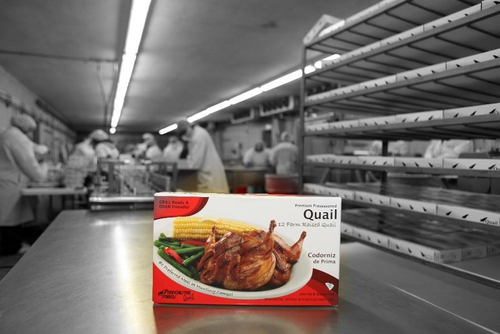 quail package