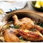 matts lemon rosemary quail