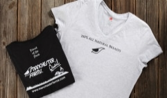 merchandise tee shirts